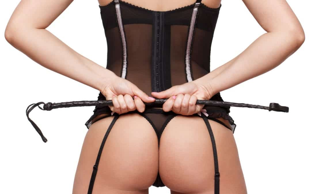 Fifty Shades of Grey BDSM: Grå – eller det helt sorte