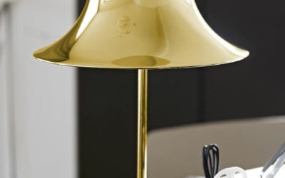 PANTOP TABLE LAMP BRASS